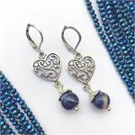 Elegant Sodalite DIY Earrings