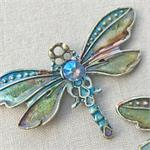 Dragonflies, Bees and Butterflies