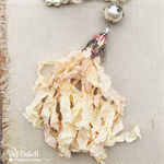 Ribbon Tassel Pendant DIY Jewelry Making Project