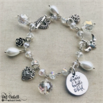 Classic Charm Bracelet DIY Jewelry Making Project
