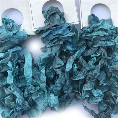 Calypso Sea Blue Seam Binding Ribbon