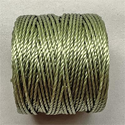 S-Lon Heavy Macrame Fern green