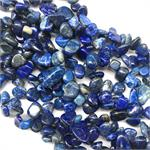 lapis top drilled stone beads