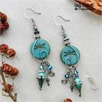 Dreamy Dragonfly Earring Kit Jewelry Making DIY Project