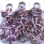 Violet Fields Hand Dyed Ribbon Bundle