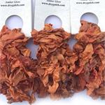 Amber Glow Seam Binding Ribbon