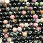 Tourmaline Faceted Round 8mm