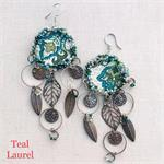 Dry Gulch Beaded Bohemia Earrings Kit