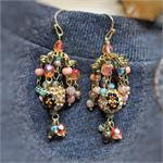 Princess Boho Bali Style Chandelier Earrings DIY Jewelry Making Project