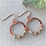 Simply Circles Mini Earring Kit Jewelry Making