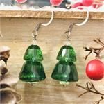 Swarovski Christmas Tree Earring Kit