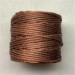 S-Lon Heavy Macrame Cord Brown