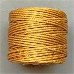 S-Lon Heavy Macrame Cord Light Gold